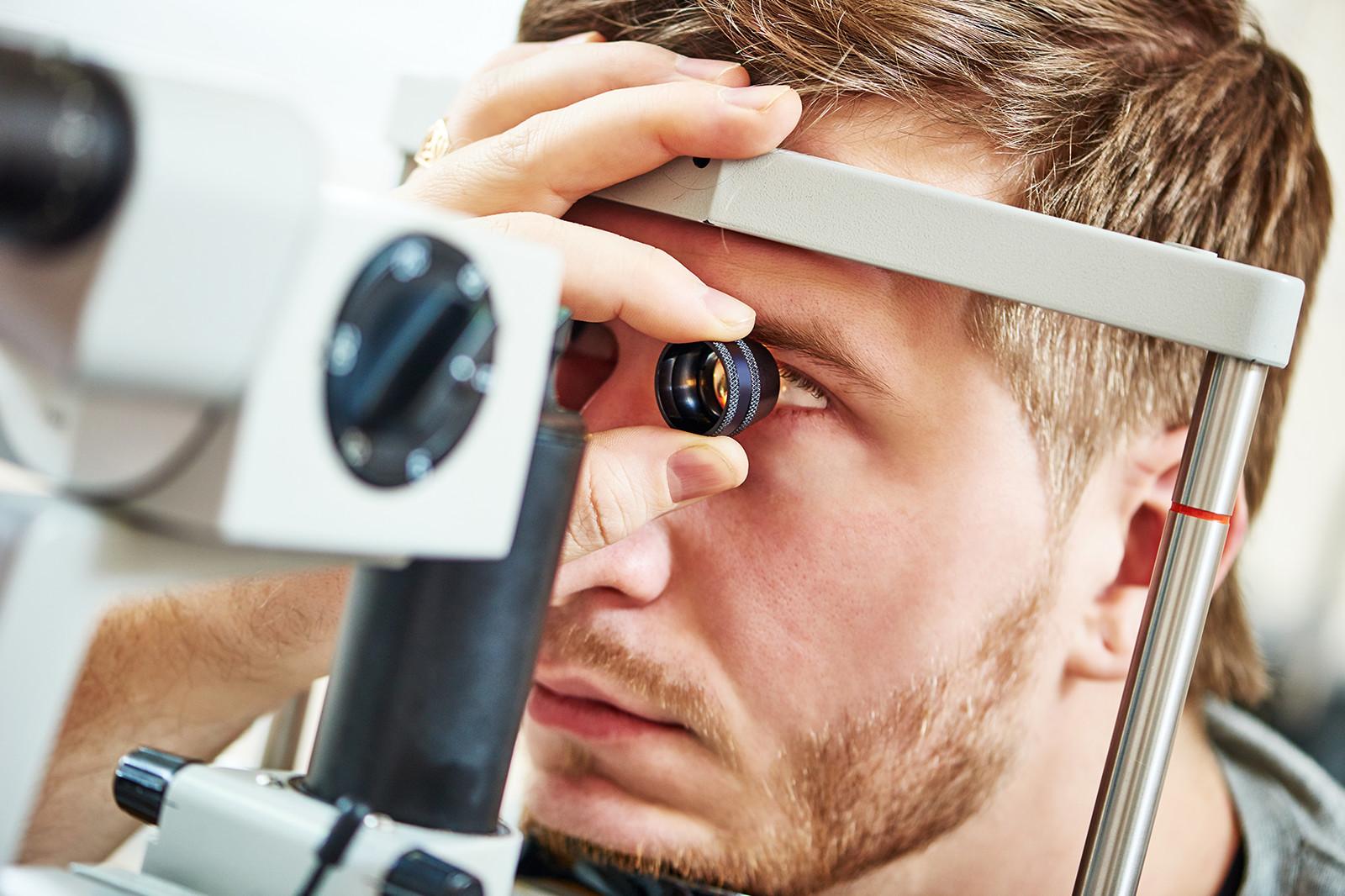 Glaukom-Frueherkennung